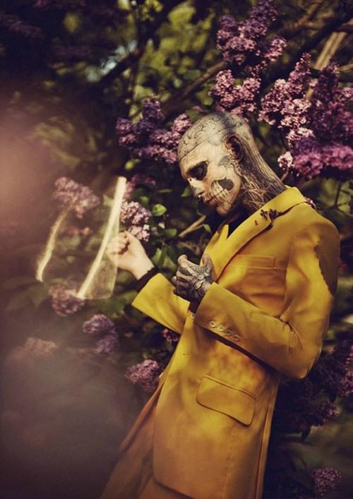 Рик Zombie Boy Дженест » uCrazy.ru - Источник Хорошего Настроения