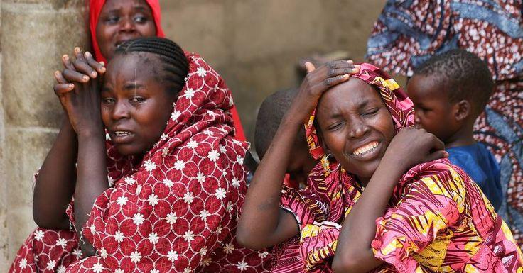 After Boko Haram Raid, Nigerians Try Again to Bring Girls Back