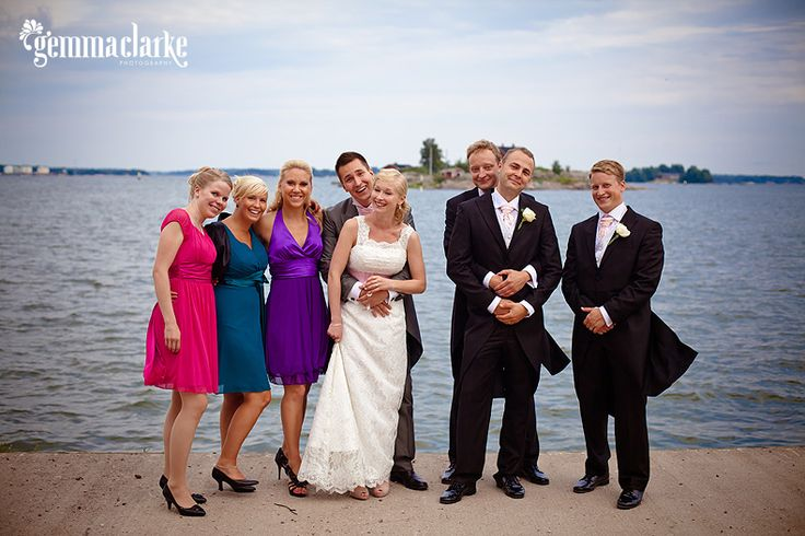 Kimi and Anna's Wedding – Helsinki, Finland