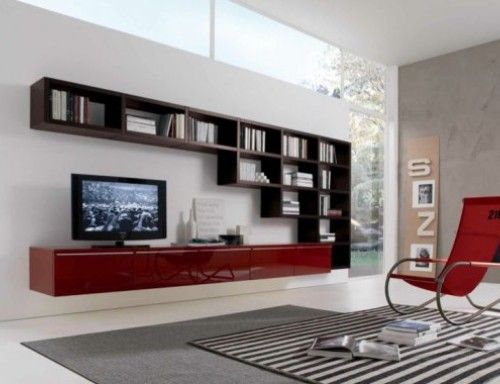 15 Best & Latest Showcase Designs for Hall