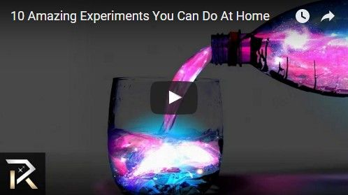 Beautifulplace4travel: 10 Amazing Experiments You Can Do At Home