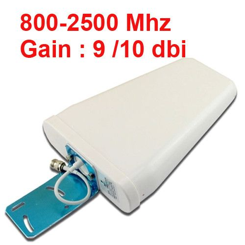 phone antenna LDP antenna gain 9dbi Logarithm Directional antenna 800-2500Mhz mobile phone booster use antenna