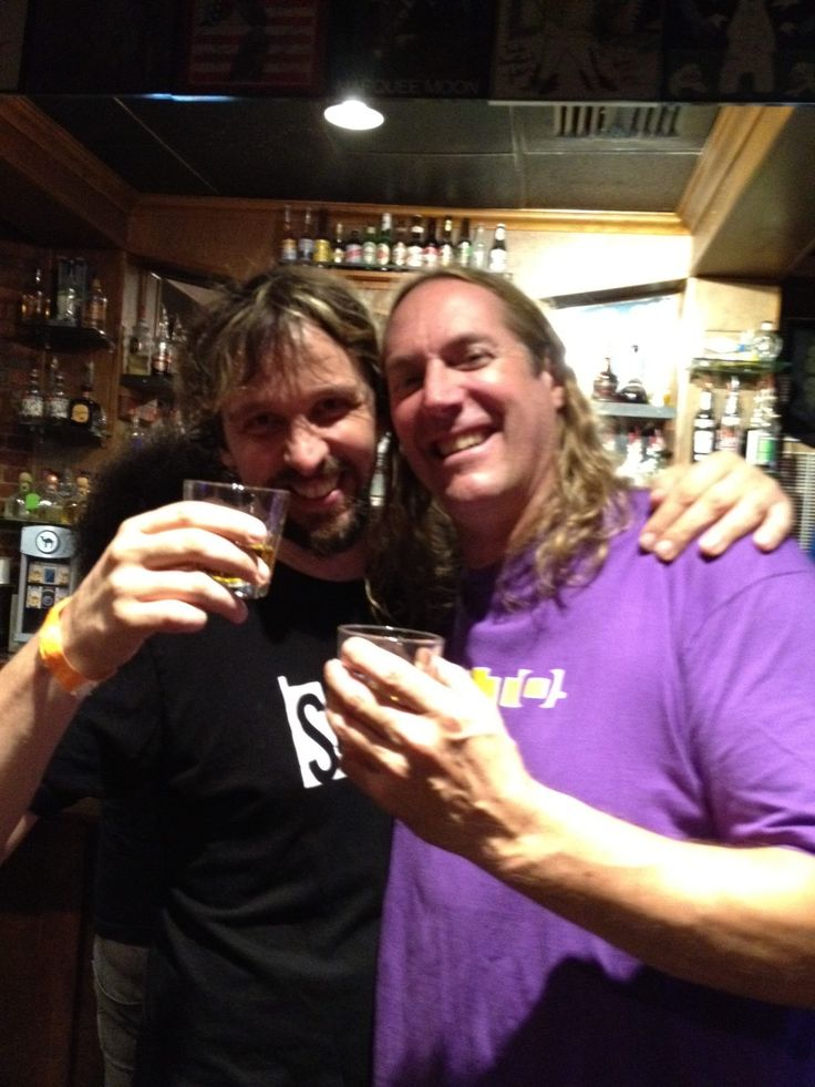 Marco Minnemann and Danny Carey ( Tool)!!!
