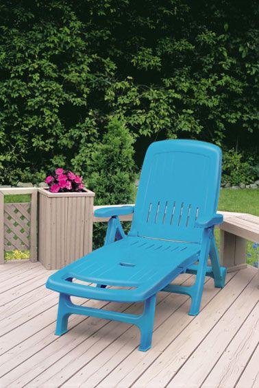 Peinture pour plastique : Redonnez un aspect neuf a vos meubles d'exterieur!