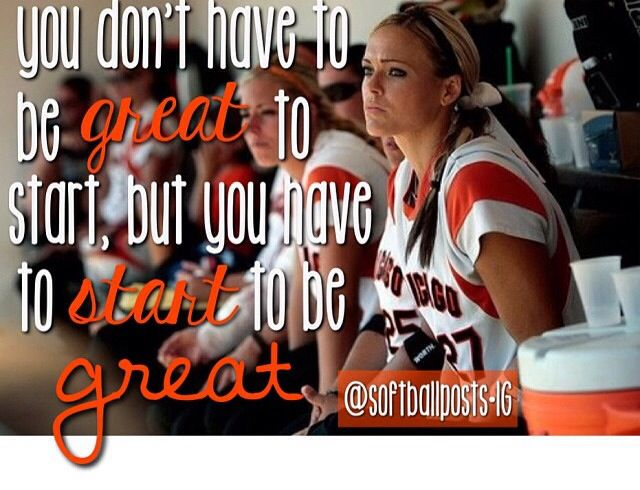 jennje+finch+quotes | Jennie Finch Quote Softball
