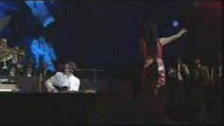 Kayah & Goran Bregovic - Nie ma ciebie (Ederlezi) live, via YouTube.