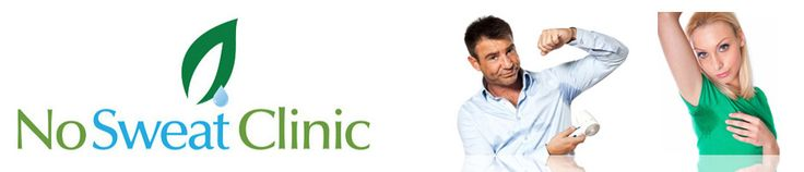 No Sweat Clinic provides a professional assessment and treatment of hyperhidrosis (excessive sweating) for men and women (all ages) in Melbourne Victoria Australia. This includes treatments for profuse sweaty armpits, underarms, hands, palms, feet, facial and other parts of the body. When attending your appointment at one of the clinics, you will be assessed and treated on the same day for your convenience. The hyperhydrosis treatment is also now more affordable with Medicare Rebate -