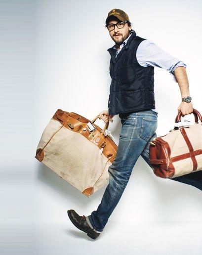 ヴィンテージ エルメスバック <おしゃれな旅行カバン・旅行バッグの参考一覧>