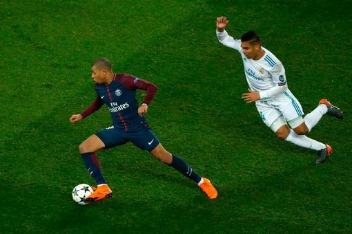 PSG 0-0 (1-3 agg) Real Madrid live score and goal updates from Champions League last-16 second-leg