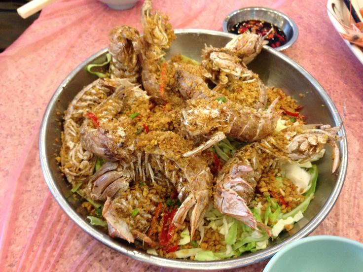 Pepper and Salt Mantis Shrimp