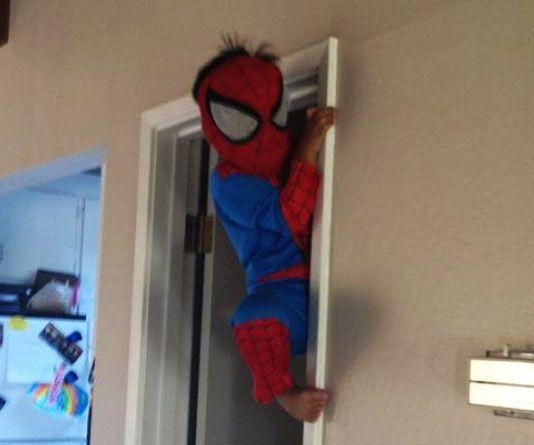 Spiderman Kids Costume - https://interwebs.store/spiderman-kids-costume/ #Costumes