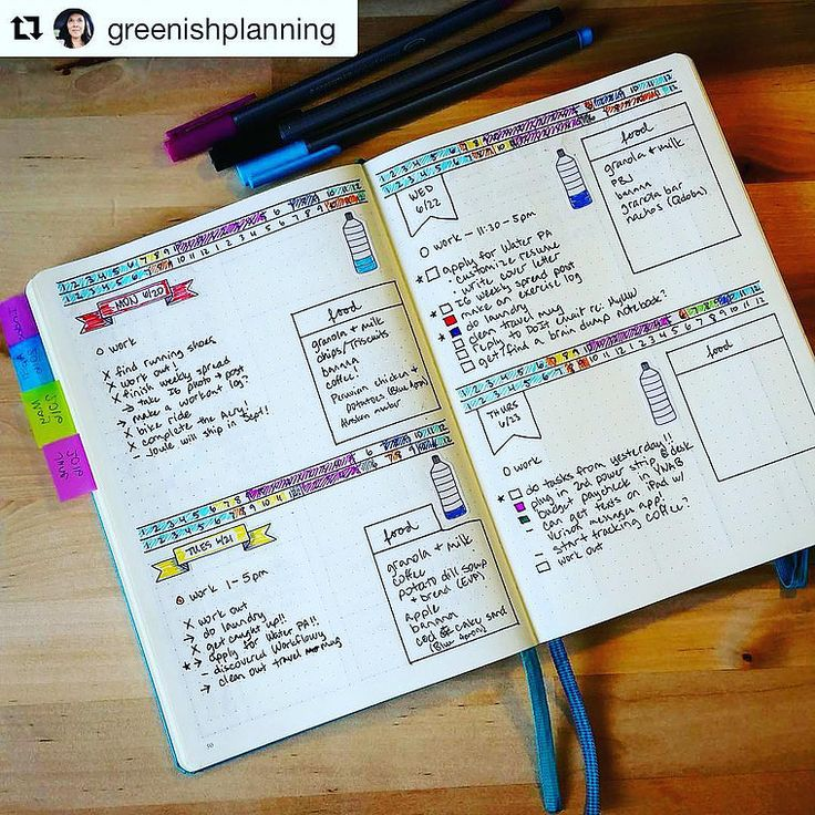 While I don't use dailies myself in my bullet journal, most bullet journal groupies use them. Ryder Carroll, the original bullet journal creator calls it Loggi