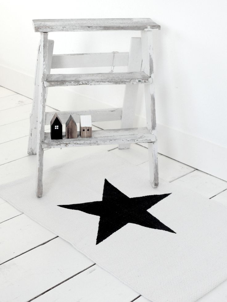 Rug with Star