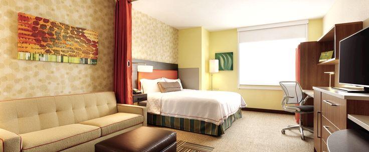 Home2 Suites by Hilton Albuquerque/Downtown-University Hotel, NM - King Studio Suite   NM 87102