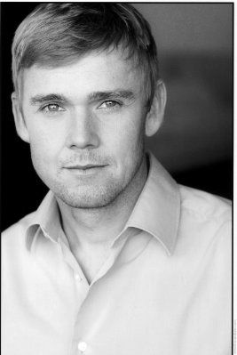 Ricky Schroder. He is a lot older now, but maturity is very good looking.