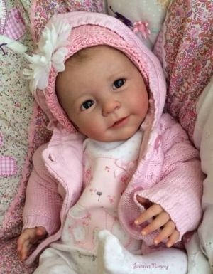 Lisa by Linde Scherer - - Online Store - City of Reborn Angels Supplier of Reborn Doll Kits and Supplies