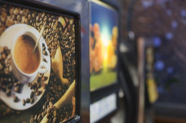 Cofee or freshly squeezed orange juice?