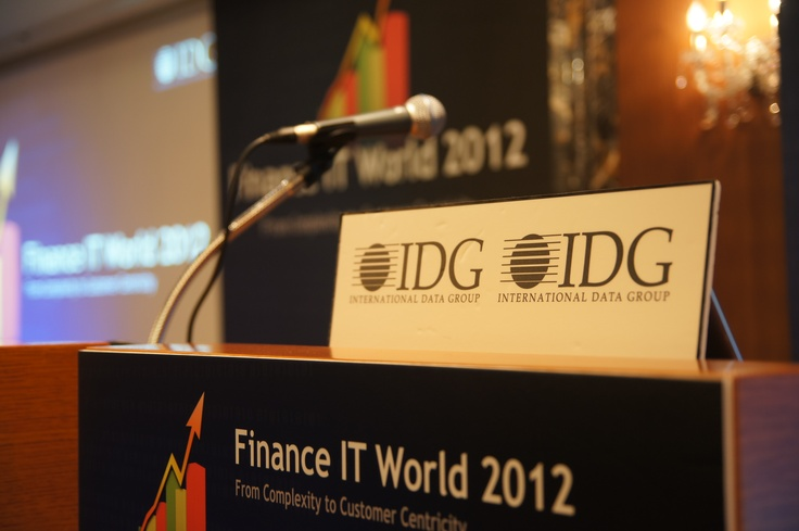 Finance IT World 2012