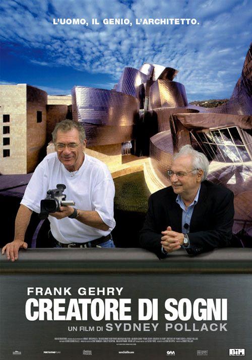 Locandina Frank Gehry creatore di sogni
