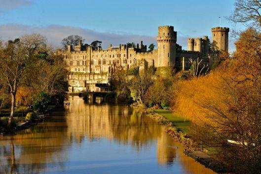 Castello di Warwick - Gran Bretagna