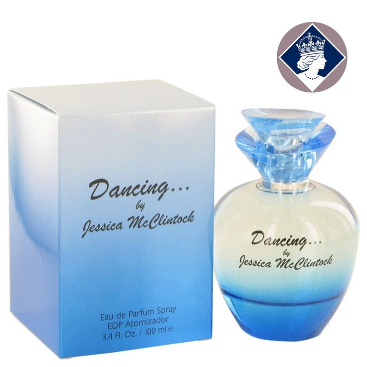 Jessica McClintock Dancing 100ml/3.4oz Eau De Parfum EDP Perfume Spray for Her