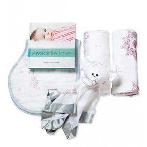 Aden + Anais Newborn Gift Set - For the Birds