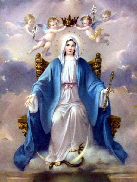 María, Reina del Universo