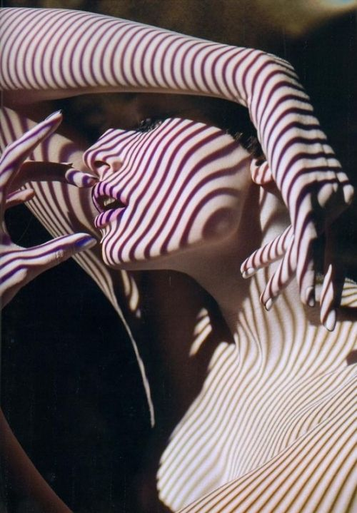 hands, light, lines, lips, pale, pattern