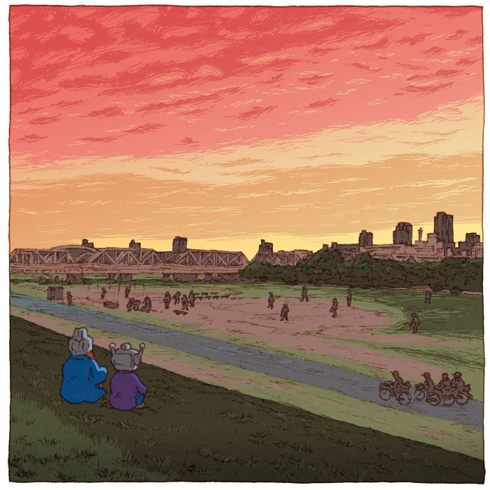 100 Views of Osaka(6~10)Shinji Tsuchimochi on Behance