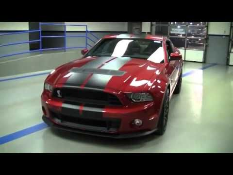 2014 ROUSH STAGE 3 RS3 MUSTANG & SHELBY GT500