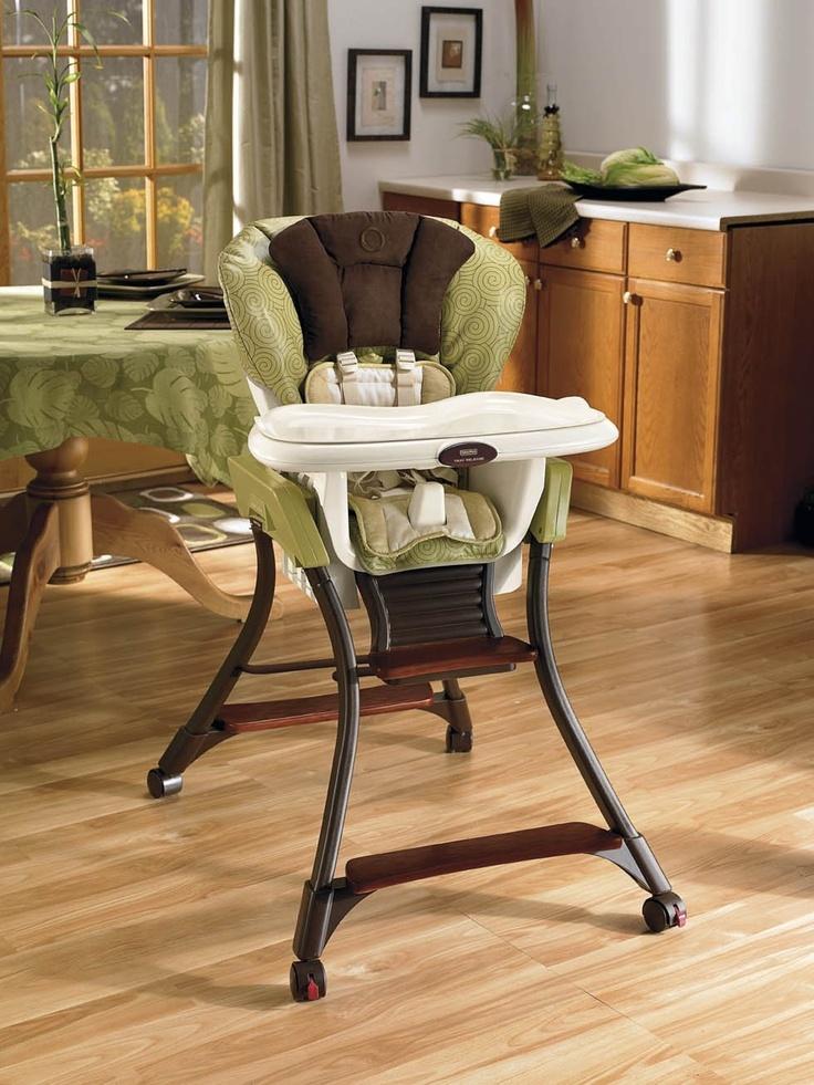 Fisher Price Zen Collection Highchair   Best Price #DiaperscomNursery