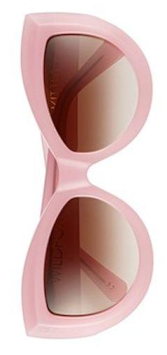 Bold cat-eye silhouette sunglasses http://rstyle.me/n/f6c24nyg6