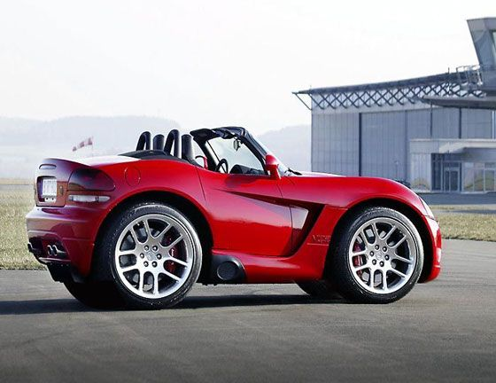 California company builds these body kits for Smart-Cars