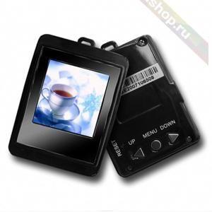 Цифровая фоторамка-брелок
