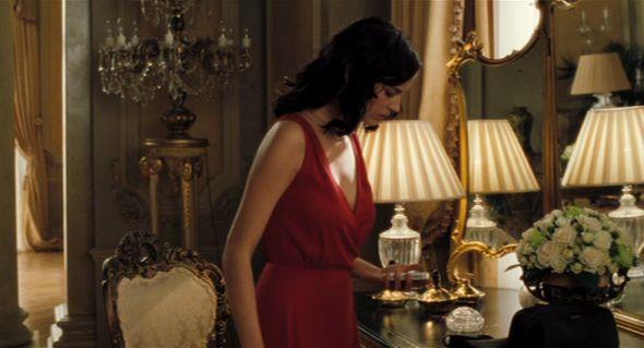 Eva Green es Vesper Lynd en Casino Royale