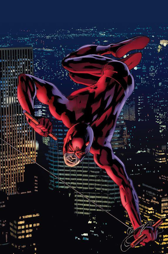 Daredevil by Bryan Hitch