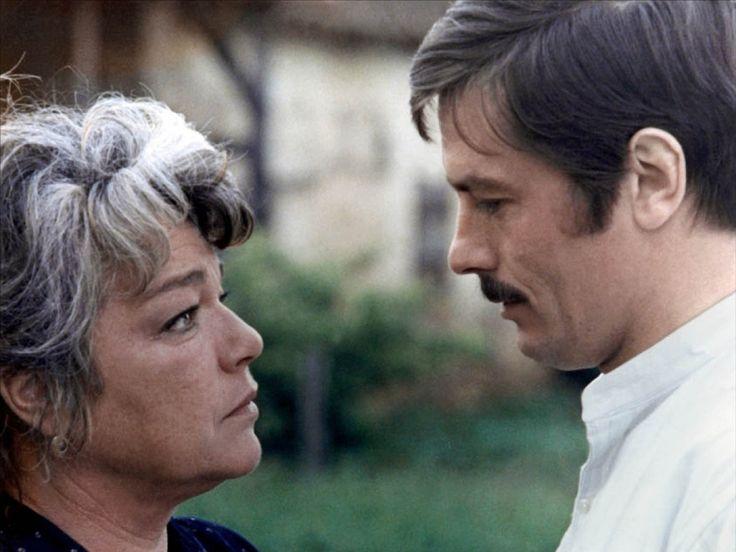 La Veuve Couderc (1971) - Starring Alain Delon  & Simone Signoret