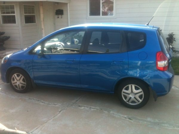 2007 Honda Fit   $9000 (Citrus Heights)