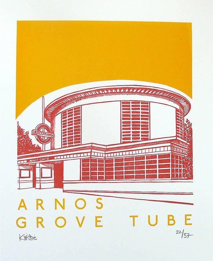arnos grove tube