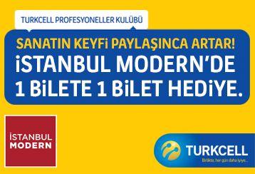 7-12 Yaş Grubu İçin Yarıyıl Sanat Atölyeleri - İstanbul Modern