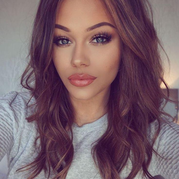 pinterest: catndivisi | Lip products MAC 'spice' liner & MAC 'kinda sexy' lipstick