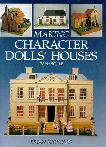 Best 74 livre sur les miniatures images on pinterest dollhouses amazon making character dolls houses in 112 scale solutioingenieria Choice Image