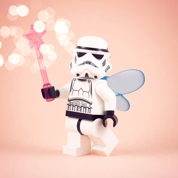 33 excellentes photographies de LEGO par Powerpig | Ufunk.net