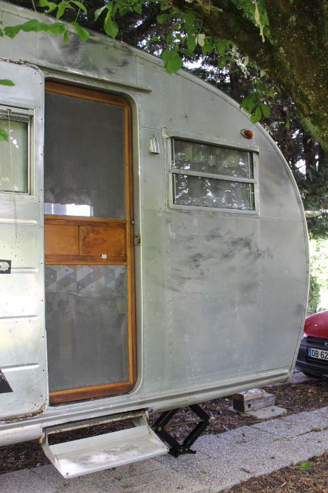 Caravane Américaine Spartan Année 1950   eBay