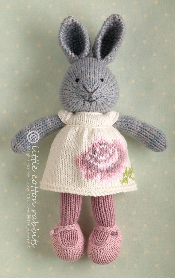 Varda by LCRknitted on Etsy