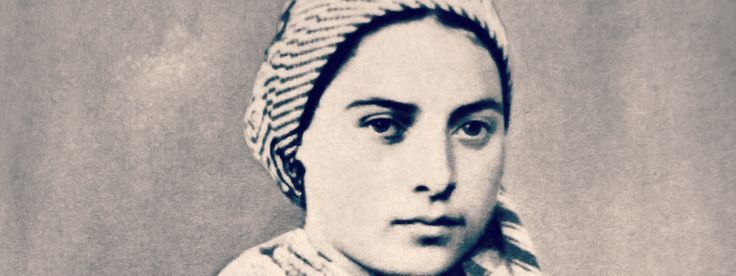 """Put faith into practice by thinking on these four truths: God is always present. Nothing happens without His permission or outside of His will. Anything we do to others we do to Him. All kindness and goodness are in Him."" -St. Bernadette Soubirous of Lourdes"