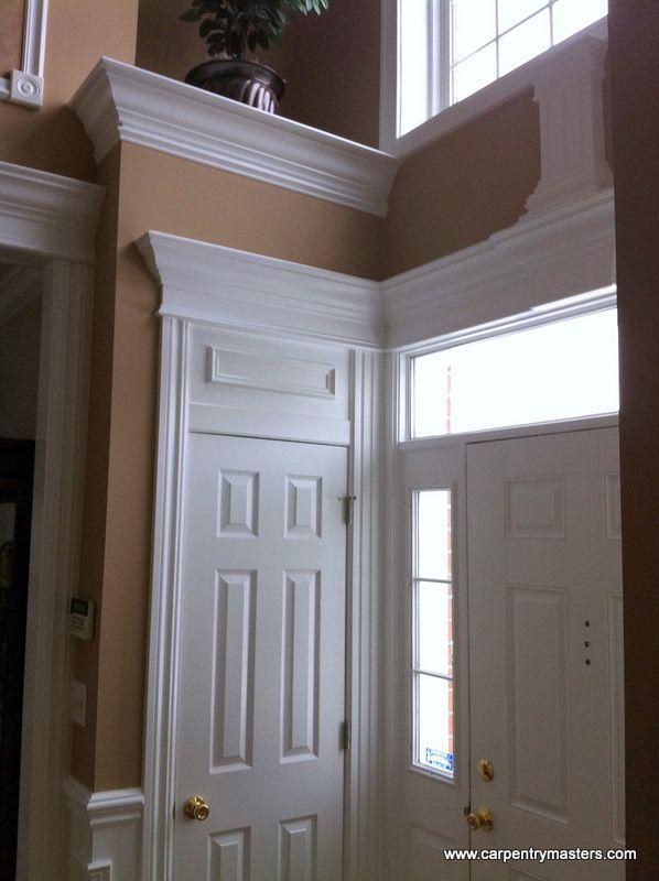 Decorative Window Trim Moldings Door And Window