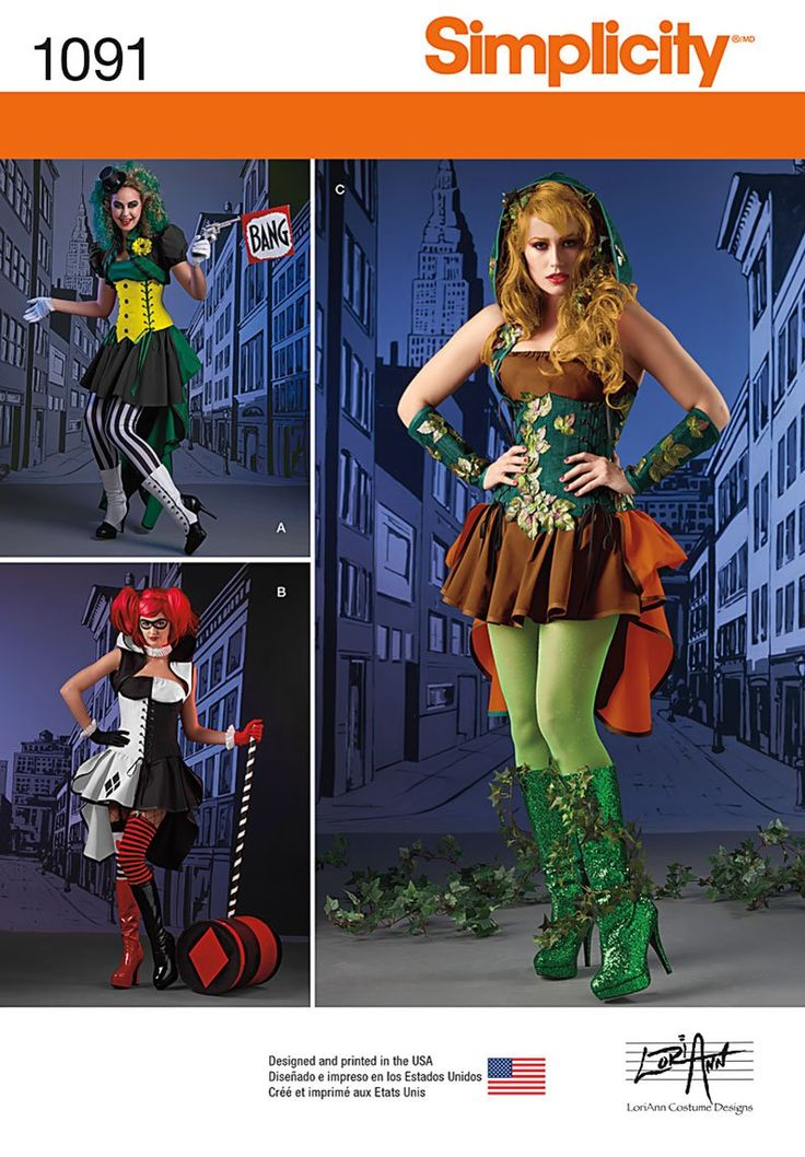 Simplicity 1091  The Joker's mini jacket is exactly what I'm looking for to make a Bo Peep Dapper Day dress