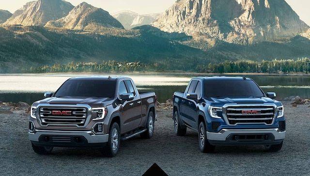 Gmc Lineup Trucks Suvs Crossovers And Vans Gmc Vehicles Gmc