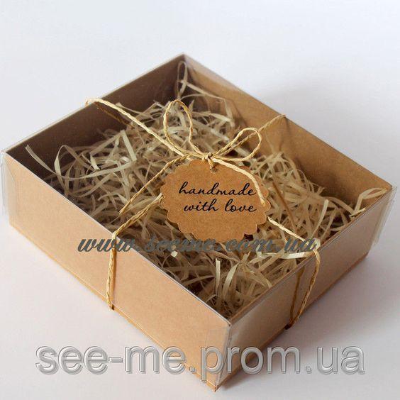 Коробка подарочная своими руками фото
